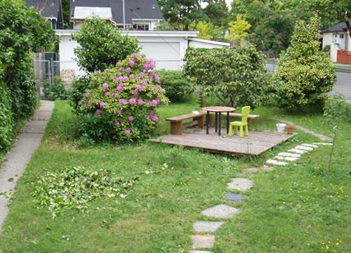 Backyard - 2005