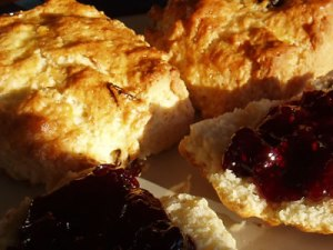 sunday scones