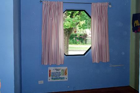 kids' bedroom before