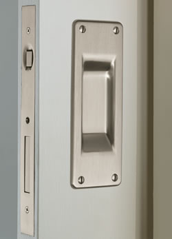 pocket door hardware