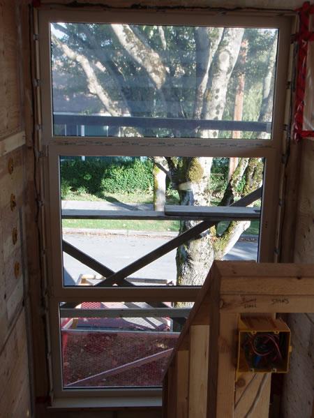 the big window
