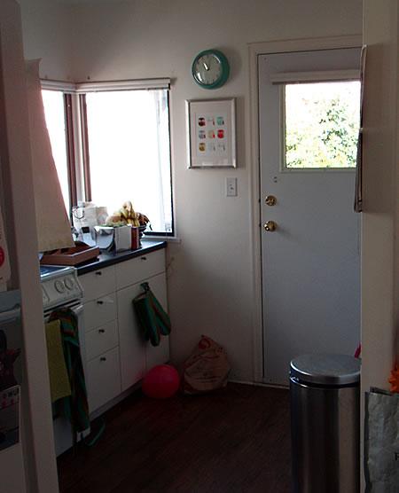 the ikea kitchen